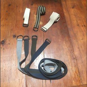 Other - Men's Canvas Belts